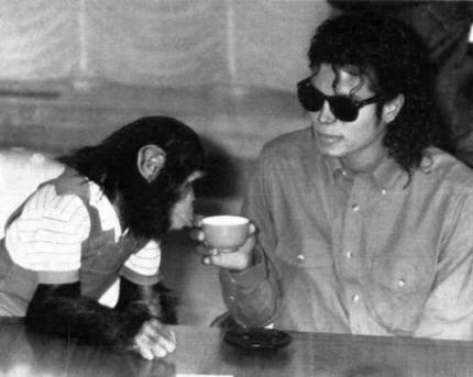 Collection MJ-Story : Michael et les animaux ^^ 1987_h10