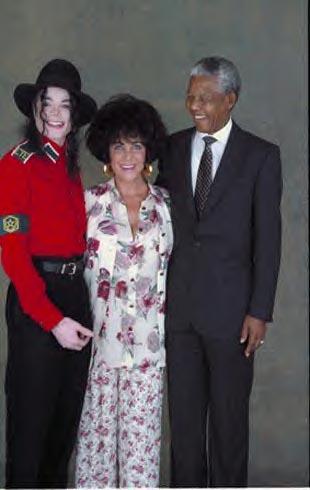 Michael et les Grands Hommes de ce monde 1993_m47
