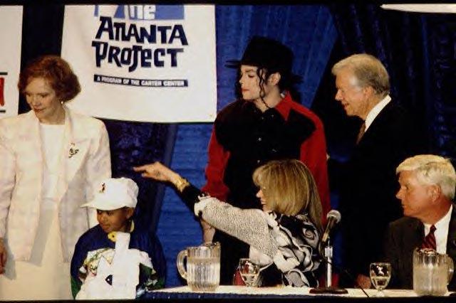 Michael et les Grands Hommes de ce monde 1994_j10