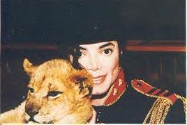 Collection MJ-Story : Michael et les animaux ^^ Michae11