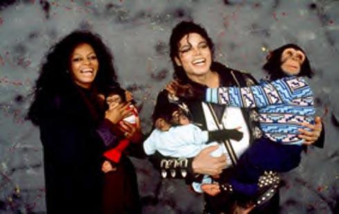 Collection MJ-Story : Michael et les animaux ^^ Michae14
