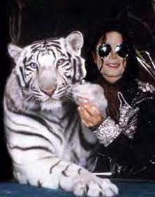 Collection MJ-Story : Michael et les animaux ^^ Michae20