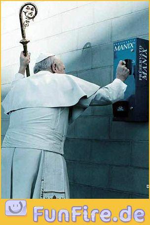 Heute schon gelacht? - Seite 4 Papst-10