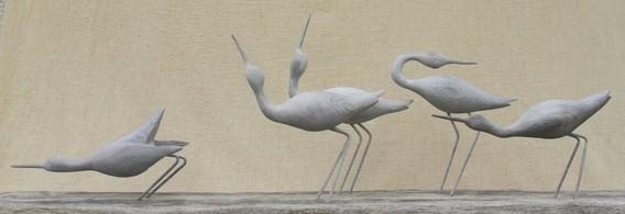 Les sculptures de Jean-Michel Lecat La-par10