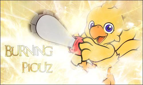 Burning PiouZ
