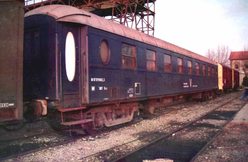 Textes improvisés autour du train... D31011