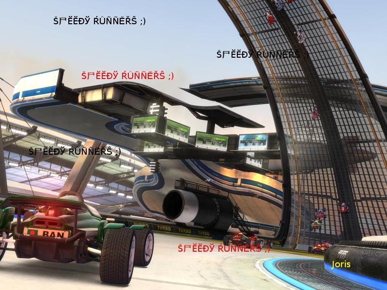 Speedy Runners