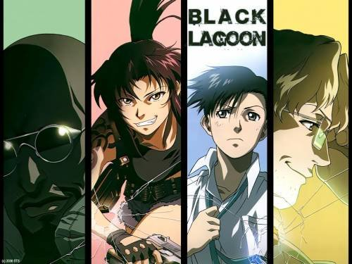 Black Lagoon-Role