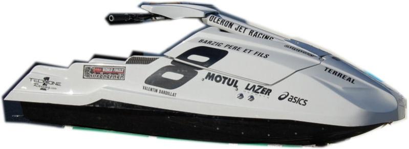 Nouveau FNB 951 modèle 2009 en exclu sur SKI GP Jetval11