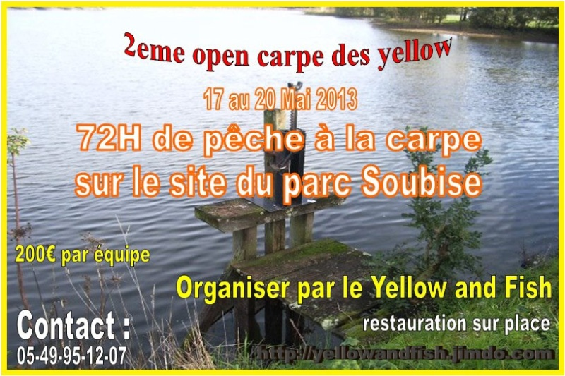 2eme open des yellow a soubise 60234110