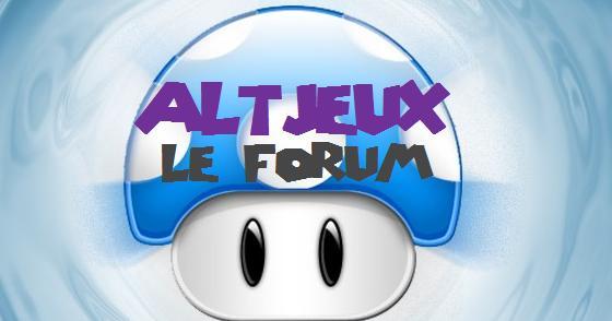 Altjeux, le forum