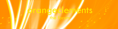 The OrangeClements Forum