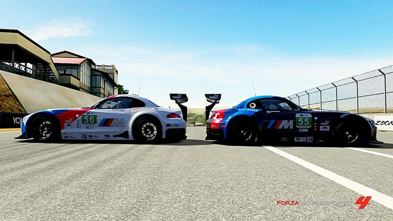 demande de livrée Z4 GTE teal RLL n°55 Forza-15