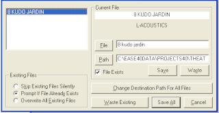 [TUTO] export soundvision vers ease Captur10