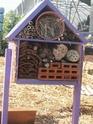 Maisons et hôtels à insectes pour le jardin le potager ..  P3100011