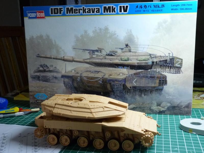 MERKAVA  Mk IV  IDF - Page 4 P1000719
