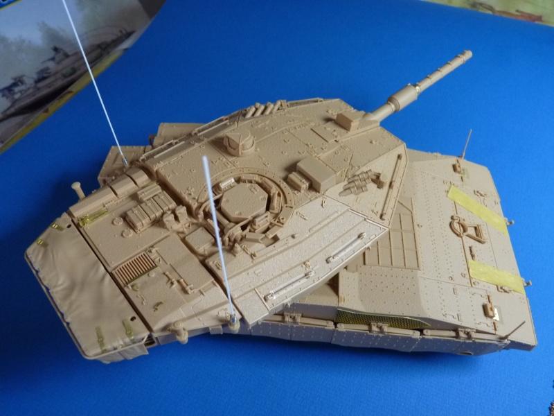 MERKAVA  Mk IV  IDF P1000723