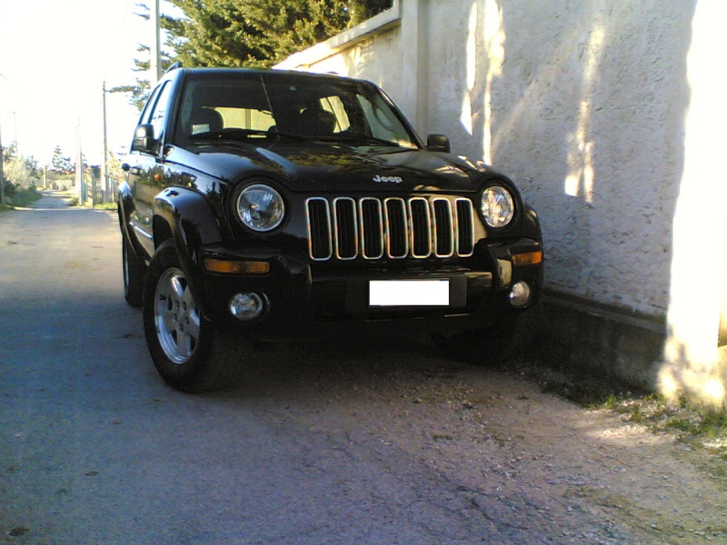 Ecco la mia Jeep Fratelli - Pagina 2 Jeep110