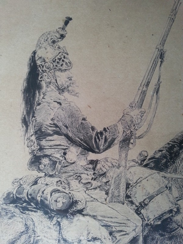 un jolie dessin d alphonce de neuville 20130410