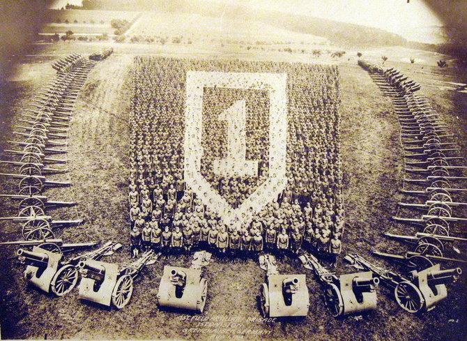Camp Dodge photo 1918 33268010
