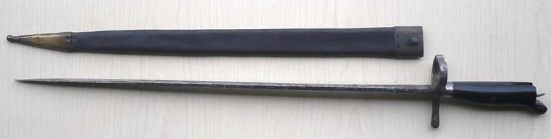 Les baïonnettes pour fusils doubles. 896_0010