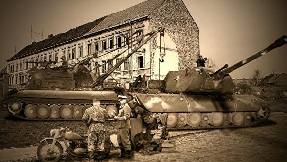Les chars allemands monstrueux, une intox apparue dès 1943. B1d5aa10