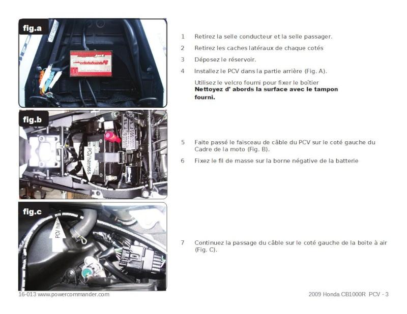 configuré le pc5 et autotune Pcv311