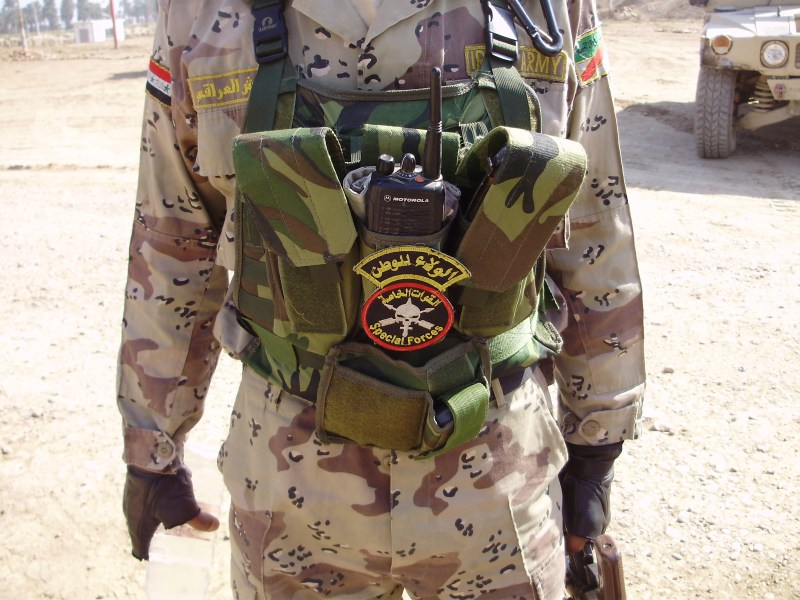 Patches worn by New Iraq Army. Iraqi_10