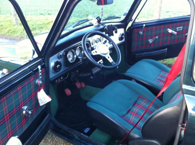 Austin Mini série Balmoral de 1995 injection SPI Img_2910