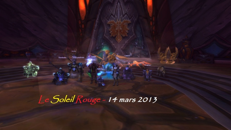 Le Soleil Rouge - Portail Seigne10