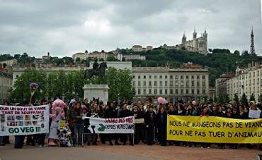 Veggie Pride 2011 : 21 mai à Marseille & 11 juin à Paris Veg110