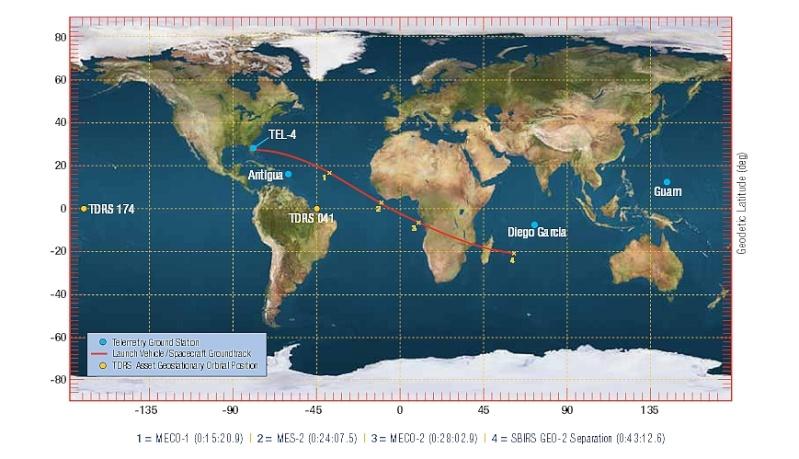Atlas V 401 (SBIRS GEO 2) - 19.3.2013 Sans_177