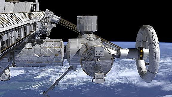 Nautilus-X - NASA's Multi-mission Space Exploration Vehicle Concept Sans_t84