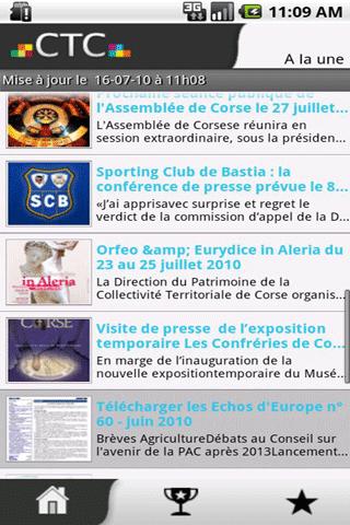[SOFT] CT-CORSE : App officielle de la Collectivité Territoriale de Corse [Gratuit]  Ct-cor10