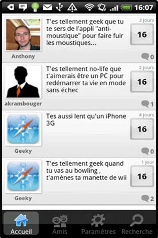 [SOFT] INSULTES DE GEEK : App officiel [Gratuit] Insult10