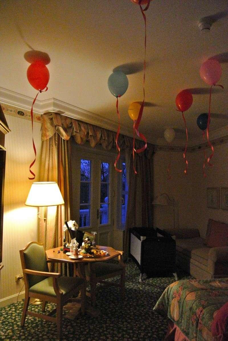 Préparation anniversaire à disneyland - des conseils? Chambr10