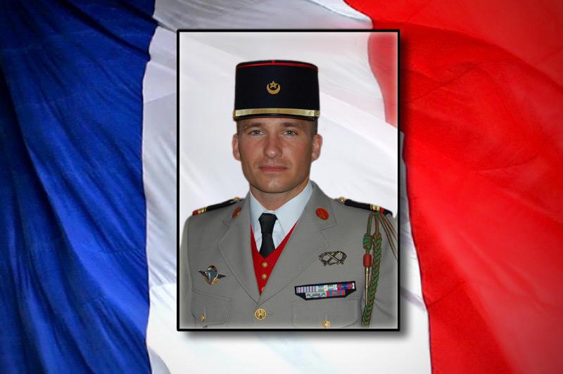mort d' un brigadier-chef Wilfried Pingaud du 68e régiment d'artillerie d'Afrique de La Valbonne (operation serval) Brigad10