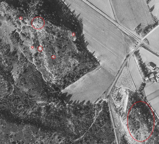 lieu de jeu : les bunkers a aix les milles Milles11