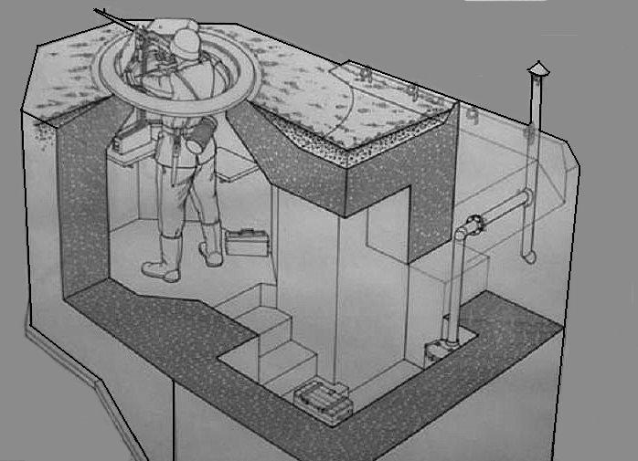 lieu de jeu : les bunkers a aix les milles Toubro10