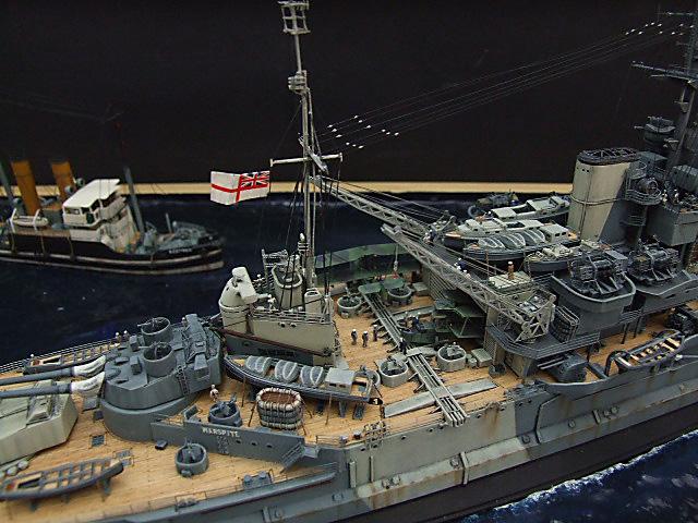 HMS WARSPITE 1942 - Page 10 Dscf3435