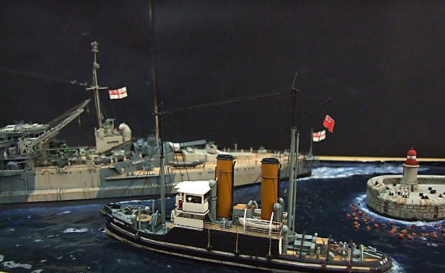 HMS WARSPITE 1942 - Page 10 Dscf3436