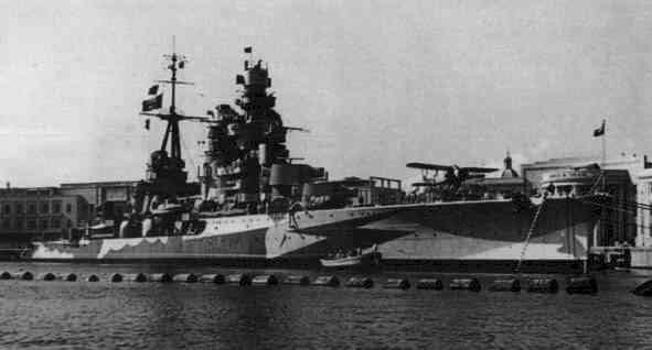 Regia Marina Italian Heavy Cruiser 'Pola' Gorizi10