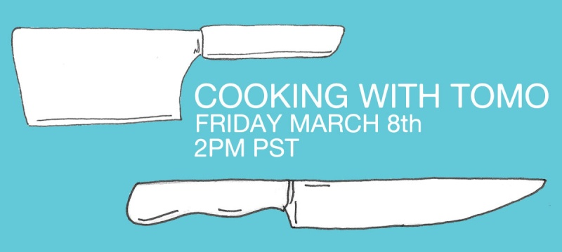 VyRT: Cooking with Tomo Cookin10