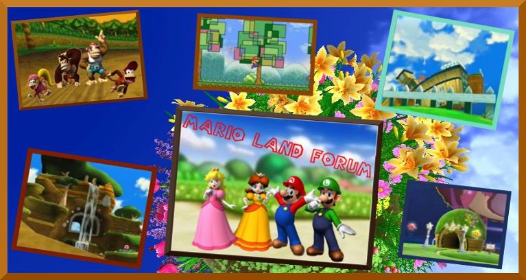 Mario Land Forum