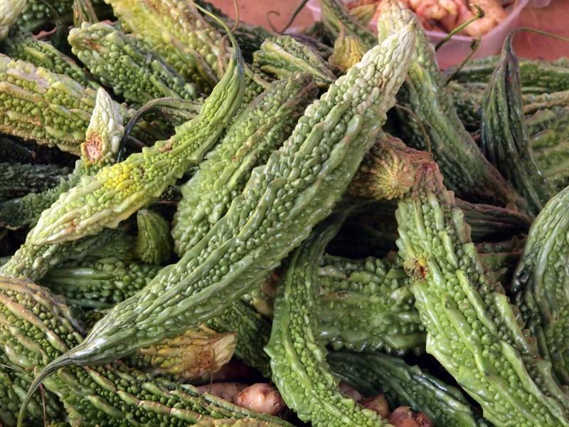 Fruits et Légumes sur les marchés de l'ile de la Reunion P3153710