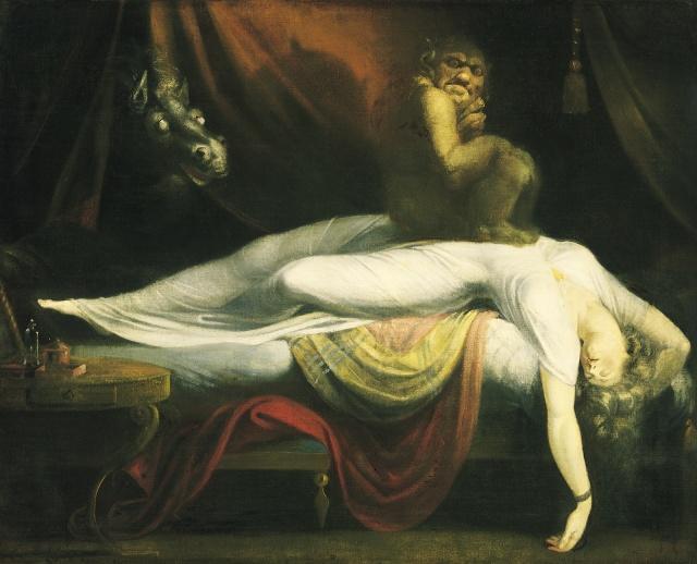Mystika a schizo ochorenia Sleepp10