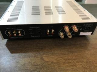 Consonance A120 Linear Hybrid Amplifier 210