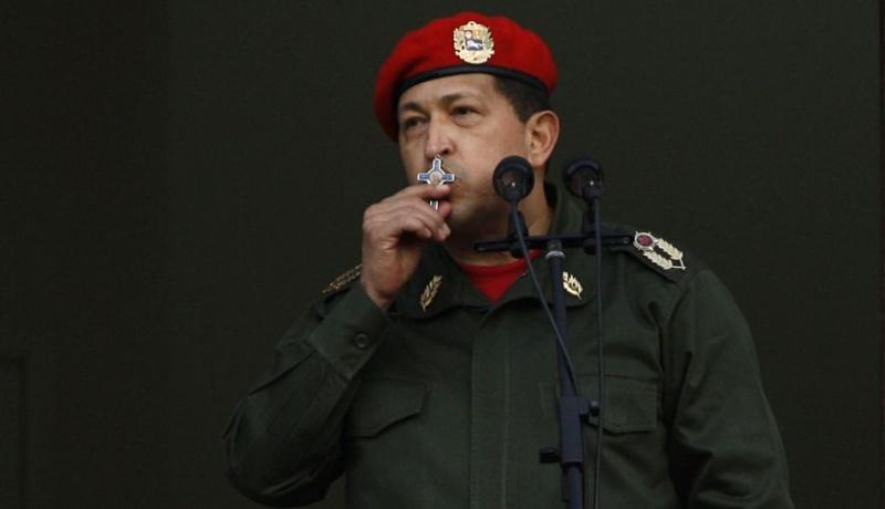 Murió Hugo Chávez a los 58 años. Chavez10