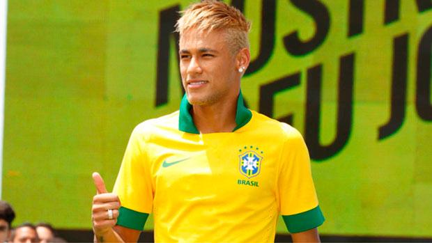 Neymar se iría al Barcelona luego del mundial Neymar10
