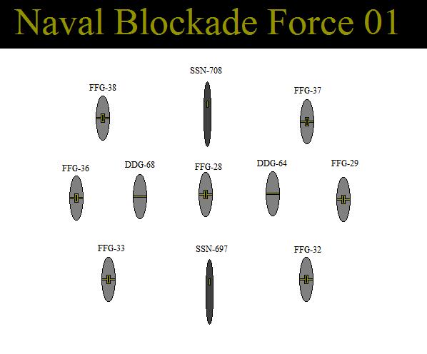 Naval Units Nbf-0110